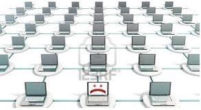 Masalah Virus Jaringan Warnet